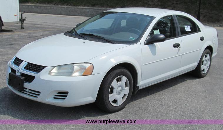 G2079.JPG - 2004 Dodge Stratus SE , 118,552 miles on odometer , 2 7L V6 DOHC 24V FFV gas engine , Automatic tran...