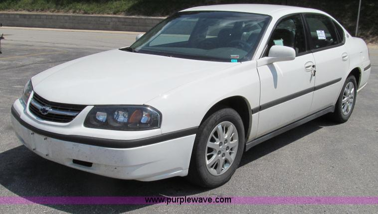 G2082.JPG - 2001 Chevrolet Impala , 122,146 miles on odometer , 3 4L V6 OHV 12V gas engine , Automatic transmiss...