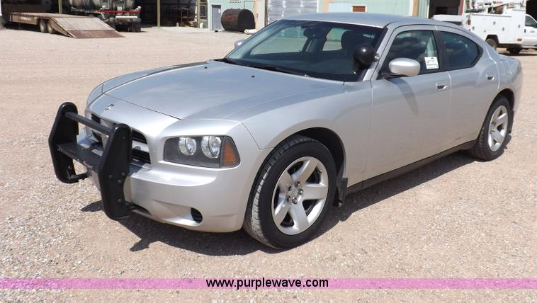 I7676.JPG - 2009 Dodge Charger , 96,146 miles on odometer , 5 7L V8 OHV 16V gas engine , Automatic transmission ...