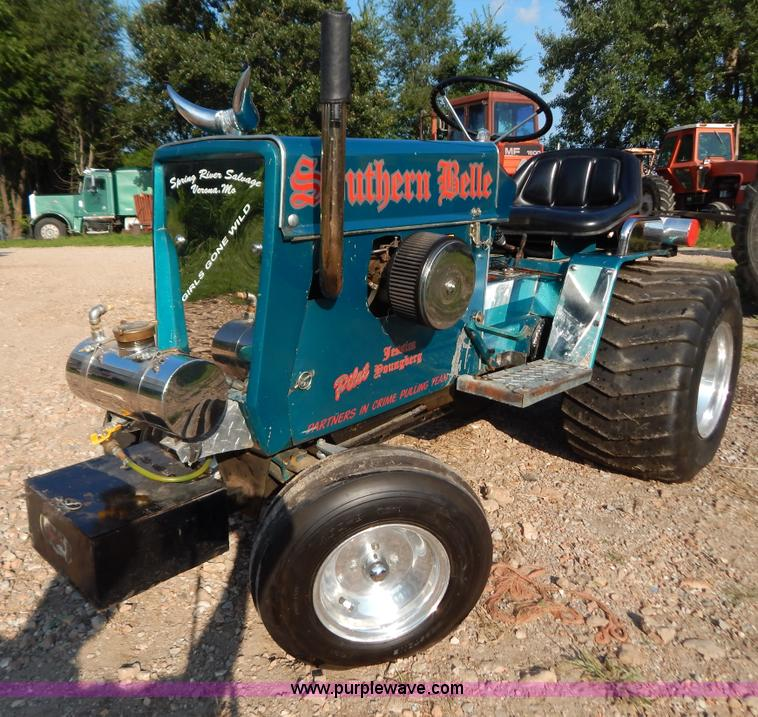 Cub Cadet Pulling Lawn Tractor No Reserve Auction On Wednesday September 11 2013
