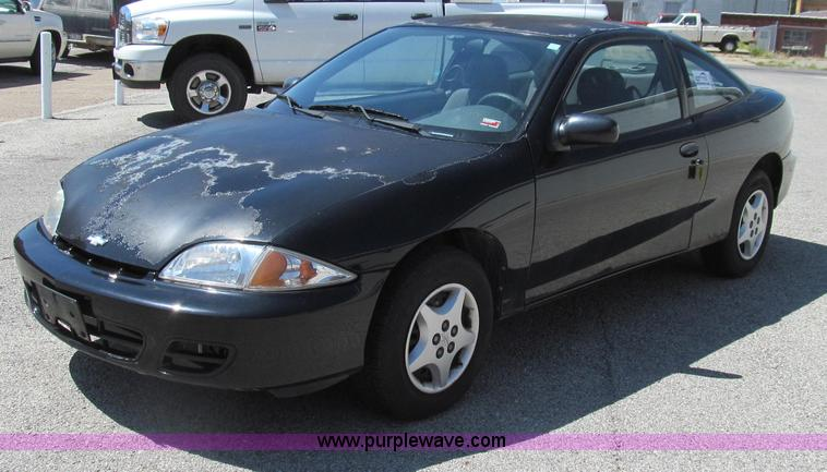 G2091.JPG - 2000 Chevrolet Cavalier , 87,442 miles on odometer , 2 2L L4 OHV 8V gas engine , Automatic transmiss...