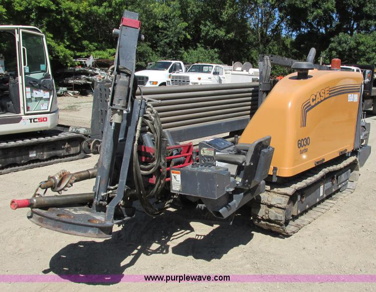 G8978.JPG - 2000 Case 6030 Turbo boring machine , 1,727 hours on meter , Case 6T 590 six cylinder diesel engine ...