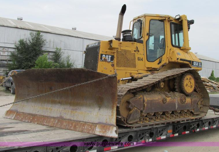 F5204.JPG - 1995 Caterpillar D5H XL Series II dozer , 17,854 hours on meter , Hours will vary, still in use , Ca...