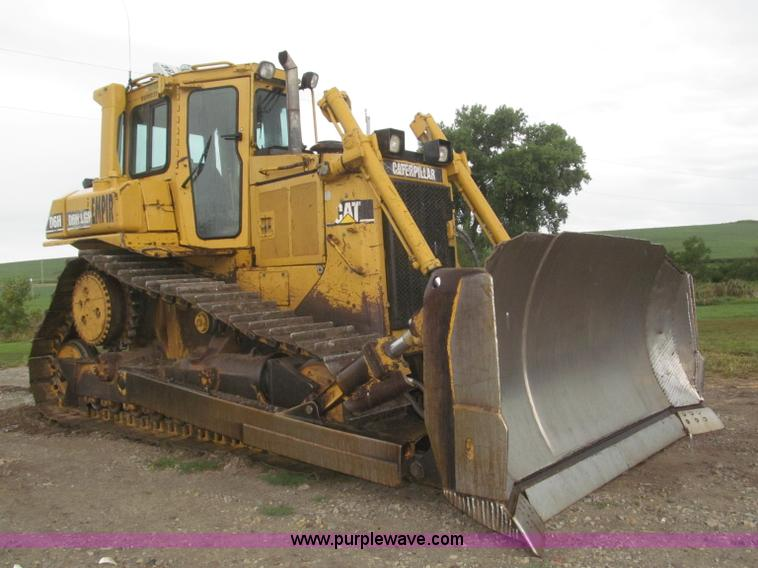 F7121.JPG - 1995 Caterpillar D6H LGP Series II dozer , Approx 20,000 hours , 13,794 hours on previous meter , Ho...