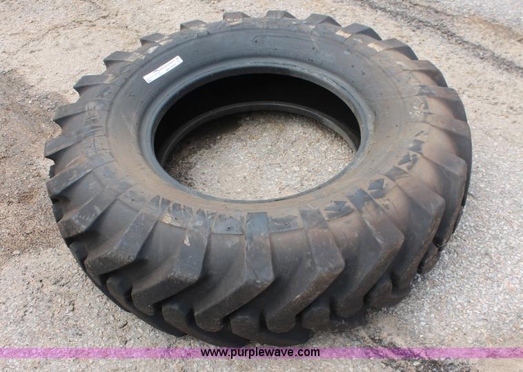 Goodyear 13x24tg Motor Grader Tire No Reserve Auction On