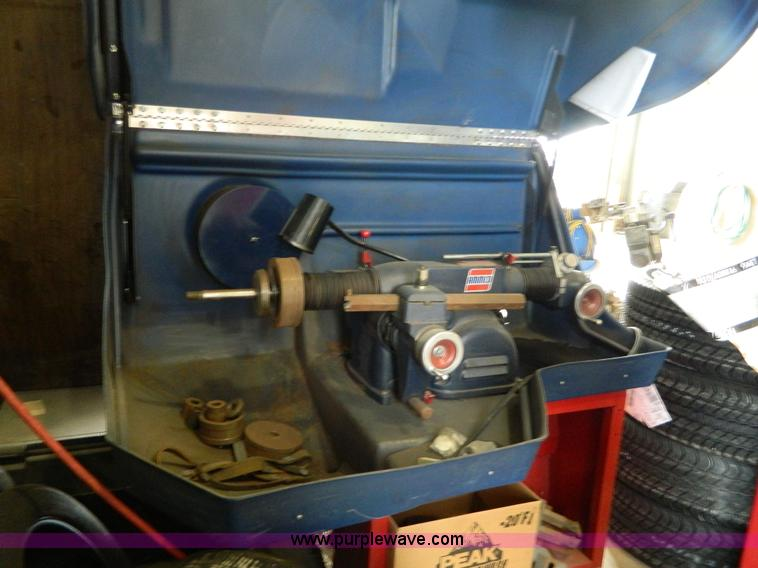 Ammco Brake Lathe No Reserve Auction On Wednesday