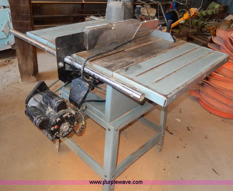 Delta 10 table saw no reserve auction on wednesday for 10 delta table saw price