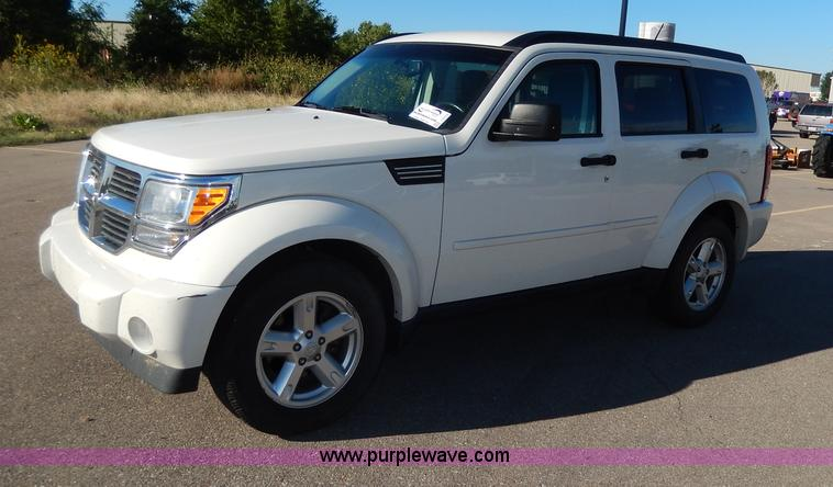 I4274.JPG - 2008 Dodge Nitro SLT SUV , 124,582 miles on odometer , 3 7L V6 SOHC 12V gas engine , Automatic trans...