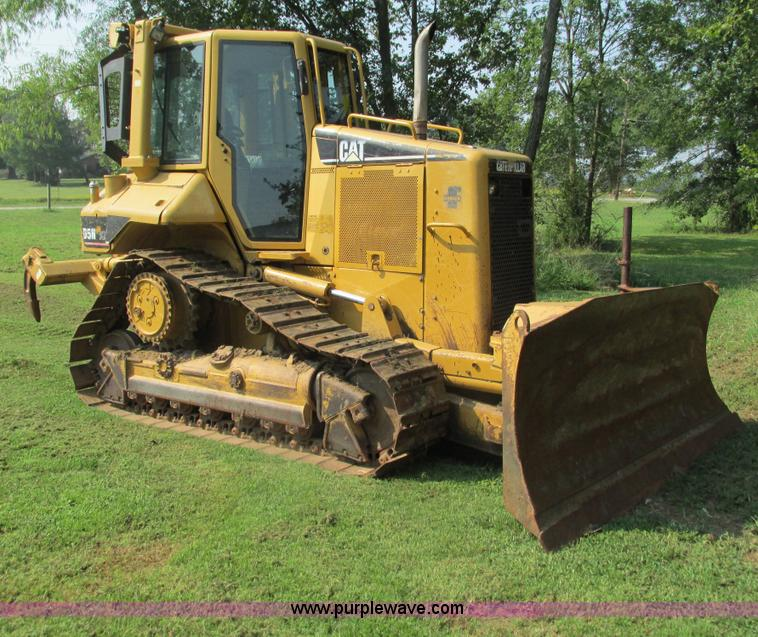 G9440.JPG - 2005 Caterpillar D5N XL dozer , 7,527 hours on meter , Caterpillar 3126 turbo diesel engine , Serial...