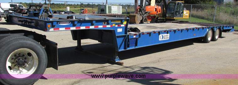 I4235.JPG - 2005 Ledwell LW48HT10 trailer , 48L x 102 quot W , 10 front deck , 30 main deck , 10 built in ramp f...