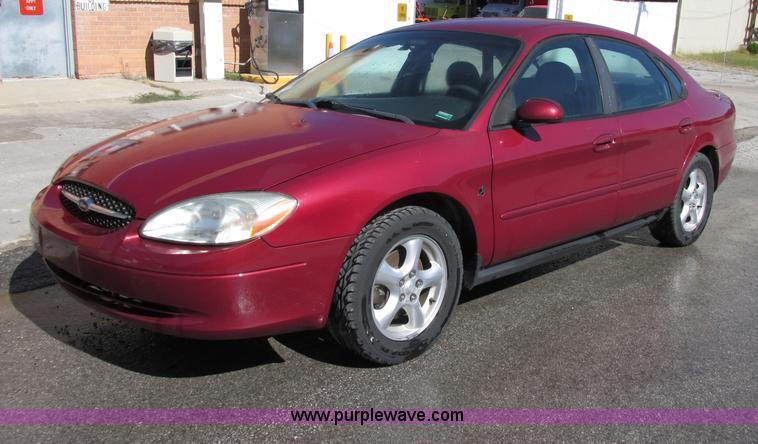 F5311.JPG - 2002 Ford Taurus SE , 70,363 actual miles , 3 0L V6 OHV 12V FFV gas engine , Automatic transmission ...