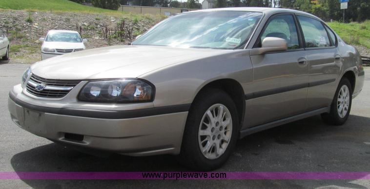 G2126.JPG - 2001 Chevrolet Impala , 140,718 miles on odometer , 3 4L V6 OHV 12V gas engine , Automatic transmiss...
