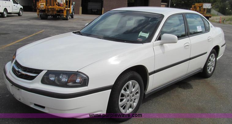 G2128.JPG - 2001 Chevrolet Impala , 161,447 miles on odometer , 3 4L V6 OHV 12V gas engine , Automatic transmiss...