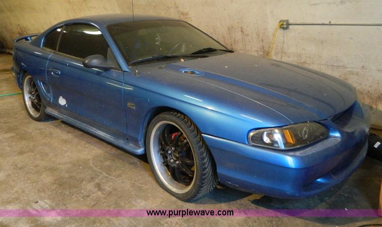 D6039.JPG - 1995 Ford Mustang GT , 164,823 miles on odometer , 5 0L V8 OHV 16V gas engine , Automatic transmissi...