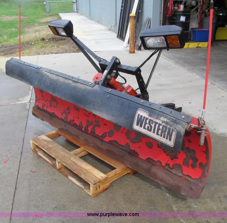 Western Snow Plow Manual : Snow plow wiring western harness unimount