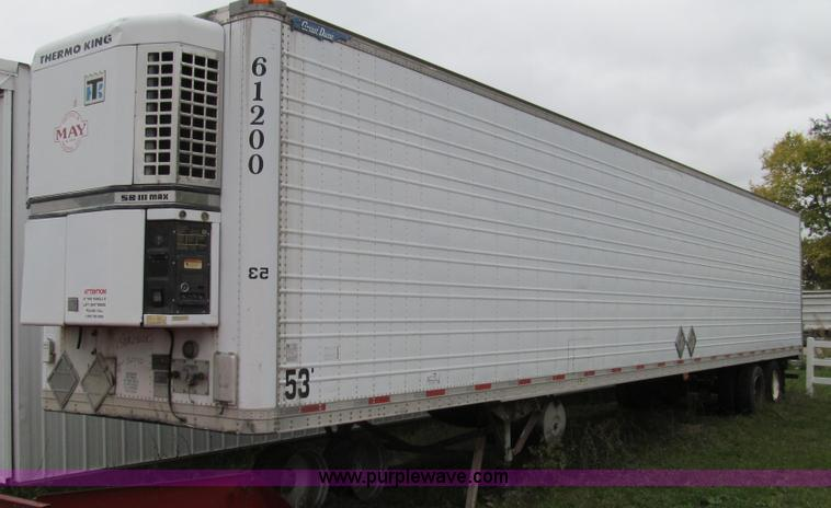 G2160.JPG - 1997 Great Dane 7811TZ 1W53 reefer trailer , 53L x 102 quot W , 98 quot W x 108 quot H rear door ope...