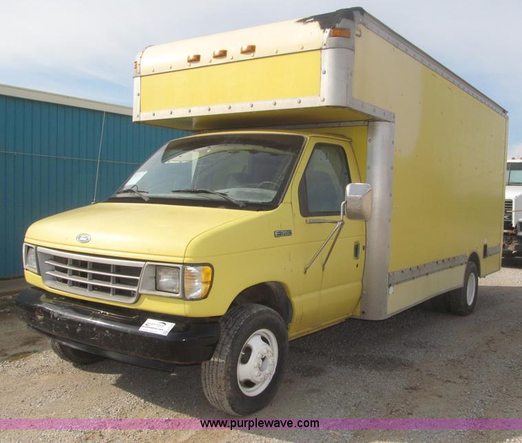 Ford E350 Box Truck Mirrors