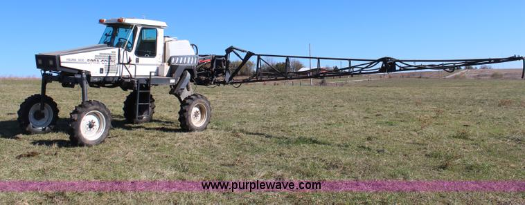 H7935.JPG - 1995 SpraCoupe 3630 self propelled sprayer , 2,307 hours on meter , Peugeot XUD11AT four cylinder tu...