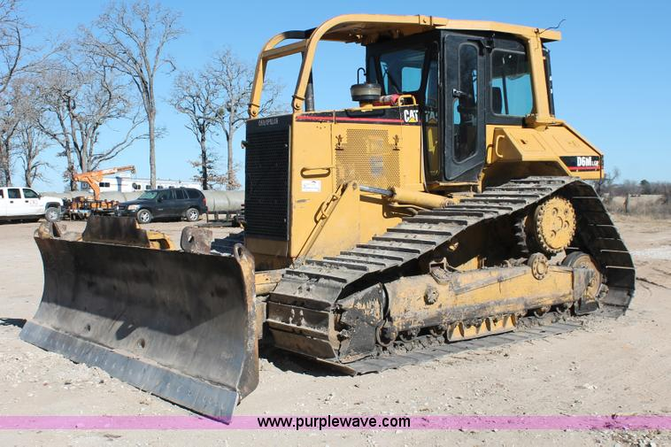 H8288.JPG - 1997 Caterpillar D6M LGP dozer , 6,897 actual hours , Caterpillar 3116 6 6L six cylinder turbo diese...