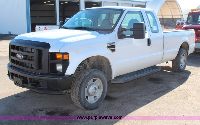 H7762.JPG - 2008 Ford F250 Super Duty XL SuperCab pickup truck , 149,450 miles on odometer , 5 4L V8 SOHC 16V ga...