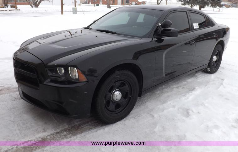 I9177.JPG - 2011 Dodge Charger Police , 46,318 miles on odometer , 5 7L V8 OHV 16V gas engine , Engine replaced ...