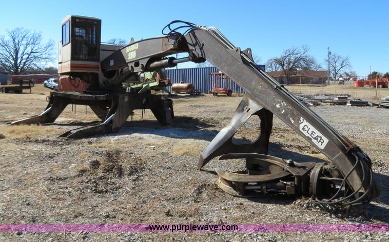 B4854.JPG - 2002 Barko 295 knuckleboom loader , 5,688 hours on meter , Cummins B5 9 C 5 9L six cylinder turbo di...