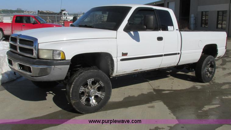 F4839.JPG - 2000 Dodge Ram 2500 Laramie SLT Quad Cab pickup truck , 272,098 miles on odometer , 5 9L L6 OHV 24V ...