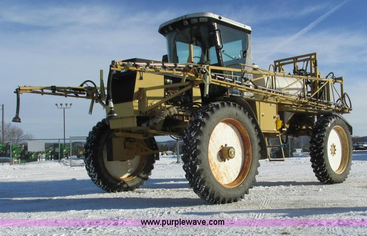 G8851.JPG - 1995 Ag Chem RoGator 854 self propelled sprayer , 2,987 hours on meter , Cummins 5 9L six cylinder d...