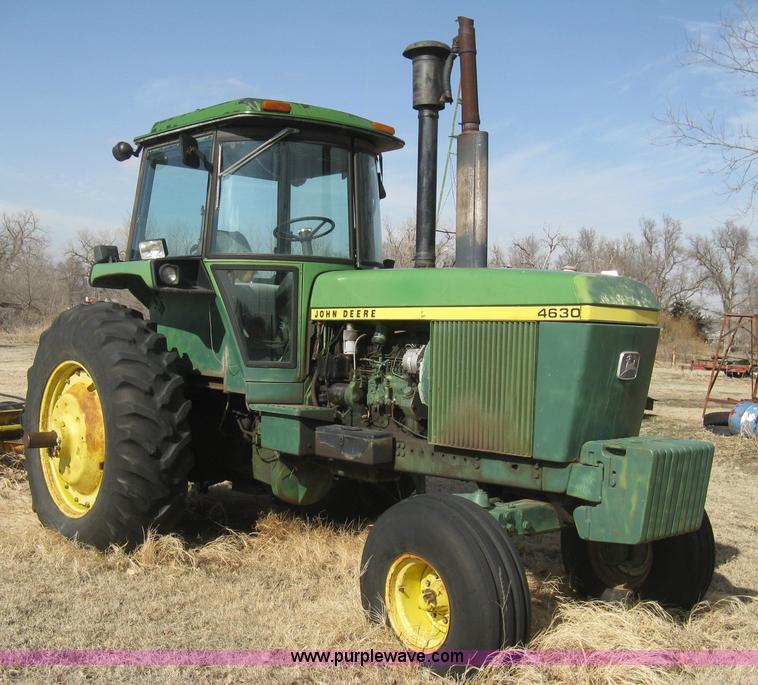 Ag Equipment Auction Ignite Auctions. 1976 John Deere 4630 Tractor. Wiring. Case Ih 1680 Bine Wiring Schematic At Scoala.co