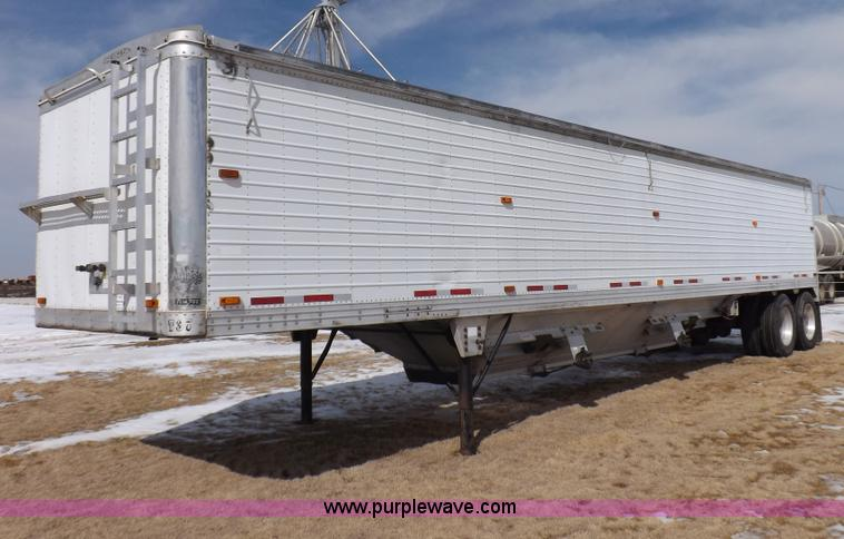 wilson grain trailer wiring diagram schematic diagrams rh ogmconsulting co Tractor-Trailer Loading Cattle Diagram Phillips Trailer Wiring Diagram