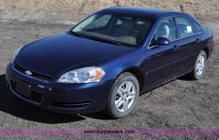 G6439.JPG - 2007 Chevrolet Impala LS , 132,977 miles on odometer , 3 5L V6 OHV 16V FFV gas engine , Automatic tr...