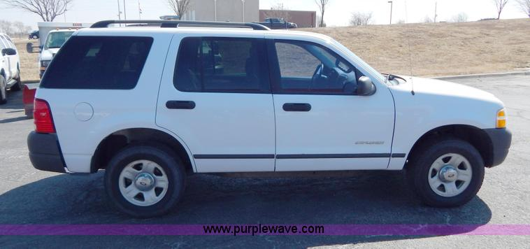 2004 ford explorer purple - photo #12