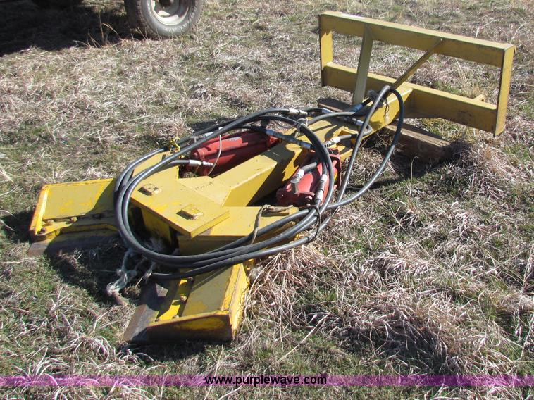 Front Loader Tree Shear No Reserve Auction On Wednesday