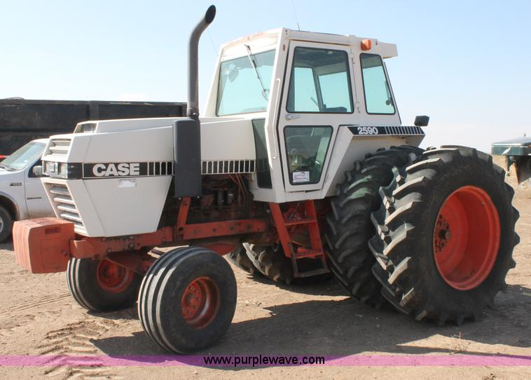 Parts Tractor 2590case : Ag equipment auction national list