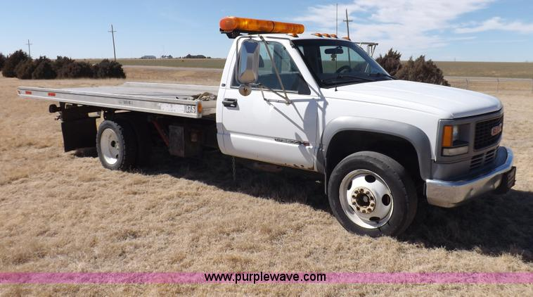 2000 Chevy 3500hd Rollback For Sale Autos Post