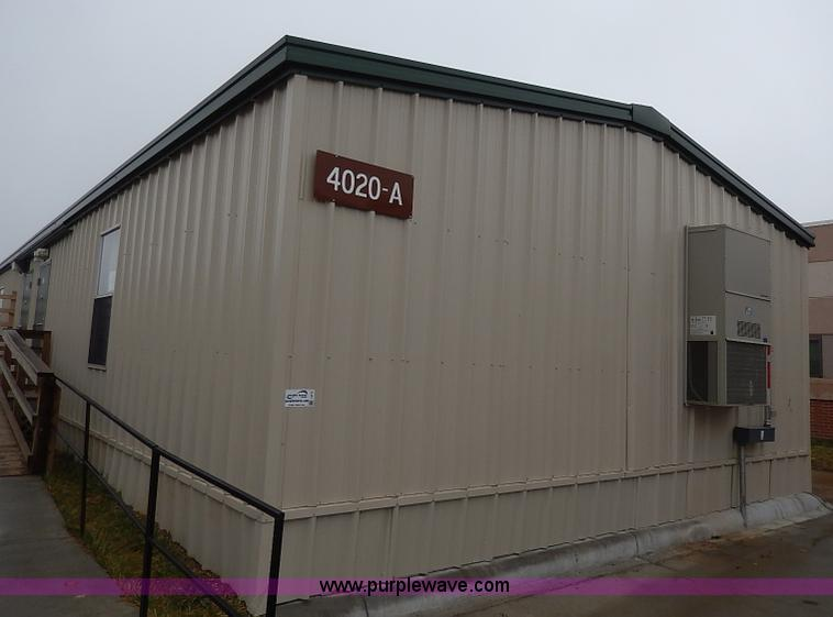Modular Classroom Auction ~ Portable classroom building no reserve auction on