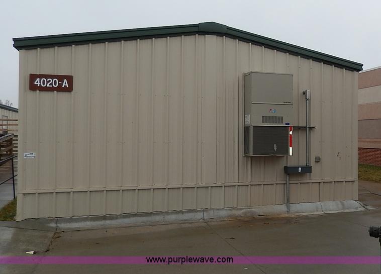Modular Classroom Auction ~ Portable classroom building no reserve auction on