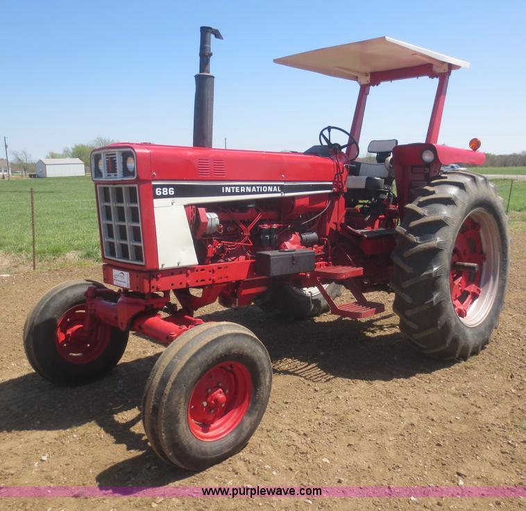 1978 International 686 Tractor