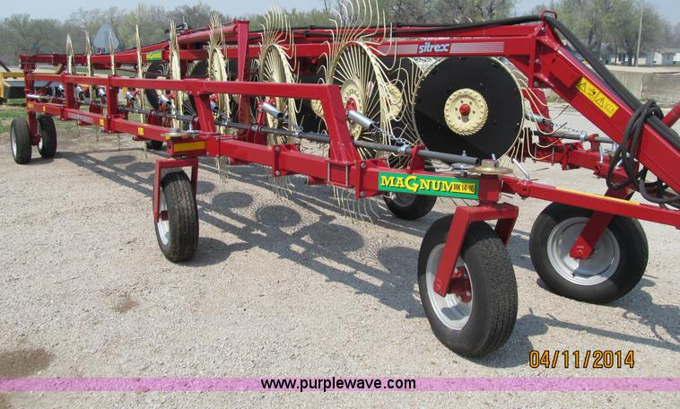 Sitrex Rake Parts : Ag equipment auction in by purple wave inc