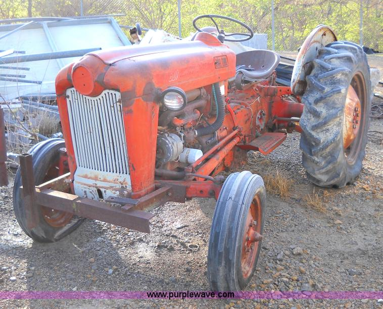 1960 Ford Tractor 601 : Ford workmaster tractor history