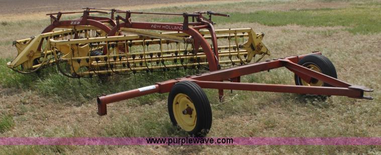 new holland 57 hay rake manual