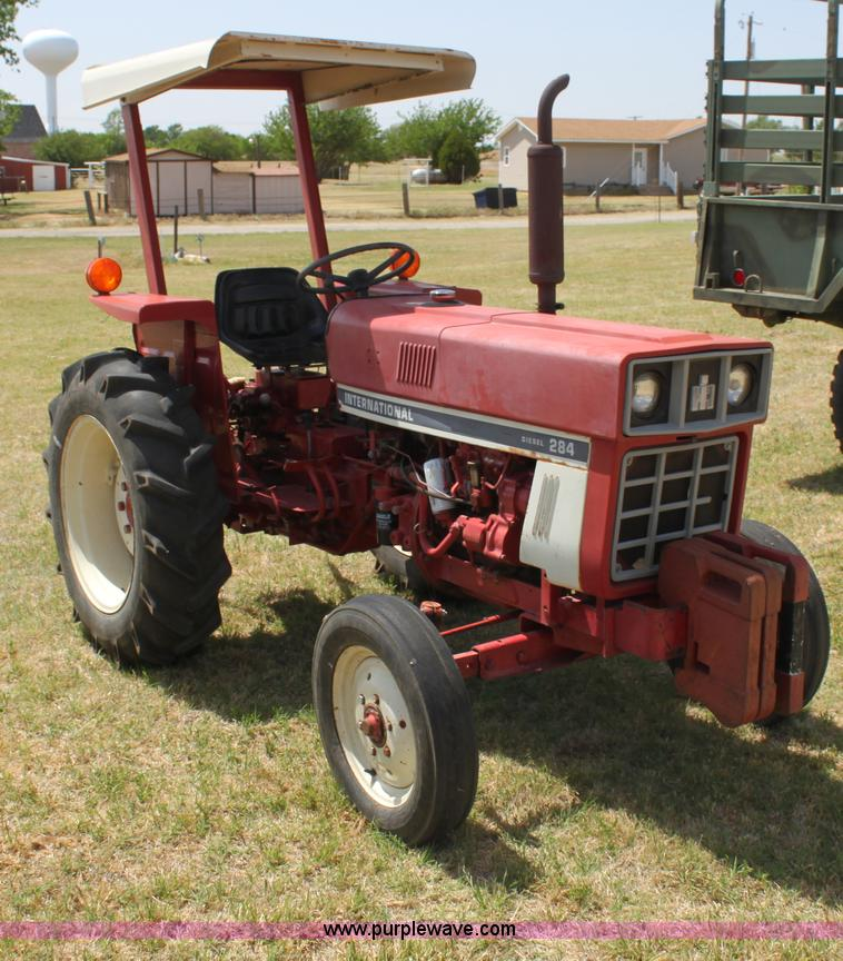 International Harvester 284 Tractor : Parts for international tractors all states ag