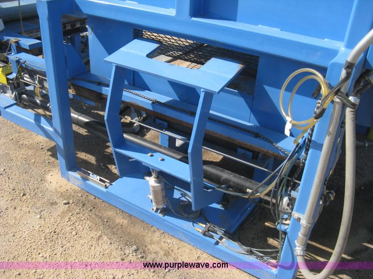Hydraulic Material Lift : Autoquip industrial material lift no reserve auction on