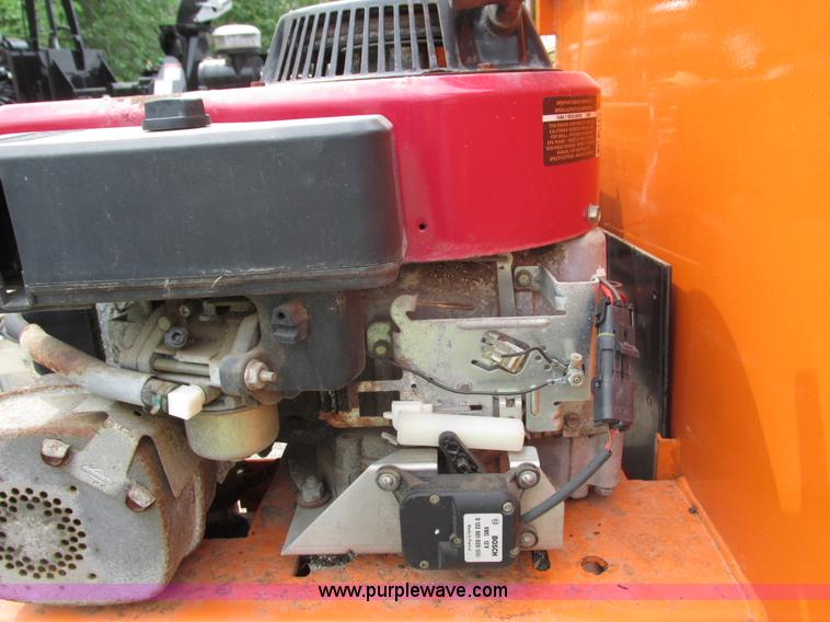 Monroe mspv 96 32 50 salt spreader no reserve auction on for Briggs and stratton motor locked up