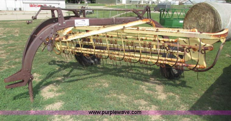 Hay Rake Manual : New holland hay rake no reserve auction on wednesday