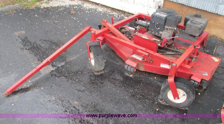 Swisher T1260 Lawn Mower No Reserve Auction On Wednesday