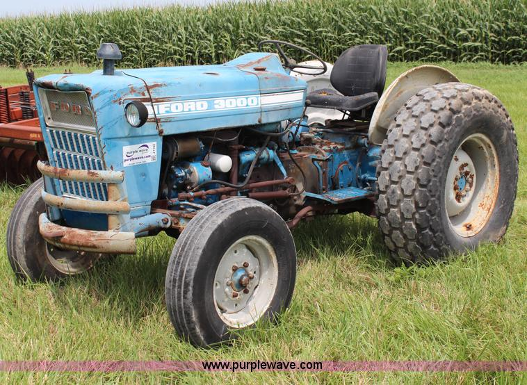 69 Ford 3000 Tractor : Auction listings in auctions purple wave inc