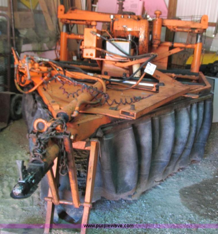 construction equipment auction colorado auctioneers association stump grinder