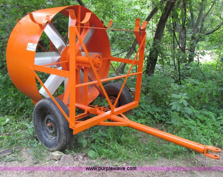 construction equipment auction colorado auctioneers association burn pile fan blower