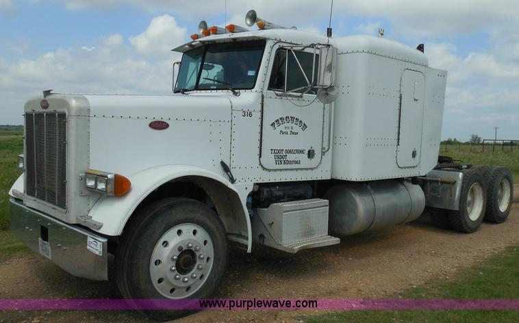 Truck And Trailer Auction In Waxahachie Texas By Purple